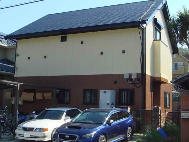 岡崎市 外壁屋根塗装 N様邸|安城市、西尾市の塗り替え屋本舗