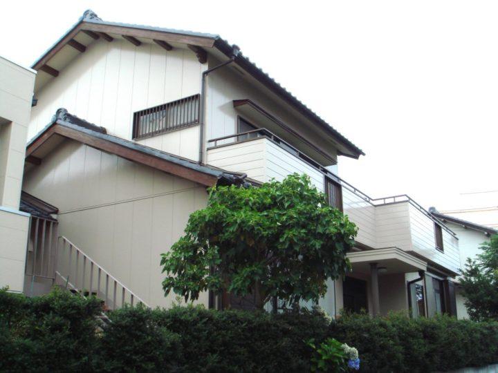 岡崎市 外壁塗装 A様邸 安城市、西尾市の塗り替え屋本舗
