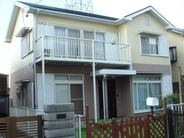 安城市 外壁屋根塗装 T様邸|安城市、西尾市の塗り替え屋本舗