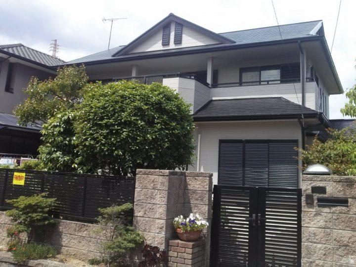 刈谷市K様邸 外壁、屋根塗装|安城市、西尾市の塗り替え屋本舗