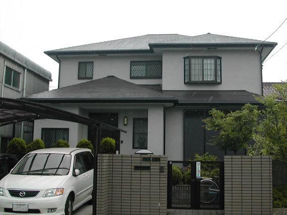 安城市Y様邸 外壁塗装、屋根塗装|安城市、西尾市の塗り替え屋本舗