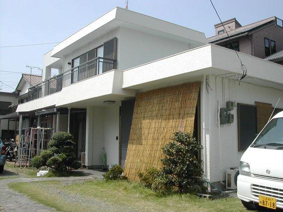 安城市W様邸 外壁塗装、屋根塗装|安城市、西尾市の塗り替え屋本舗