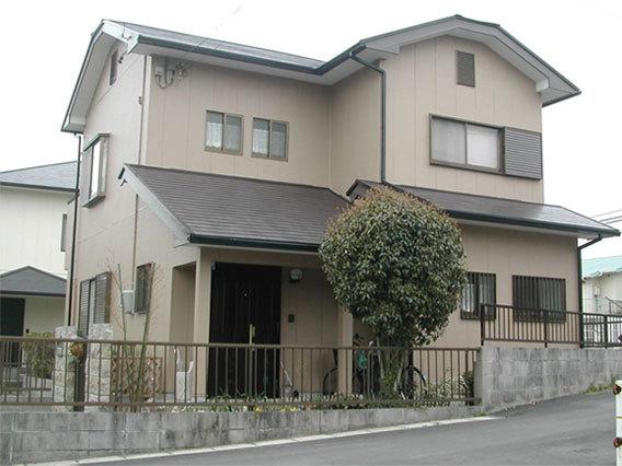 安城市Y様邸 外壁塗装、屋根塗装|塗り替え屋本舗