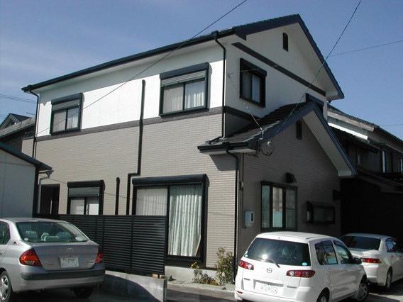 西尾市吉良町 T様邸 外壁塗装 安城市、西尾市の塗り替え屋本舗