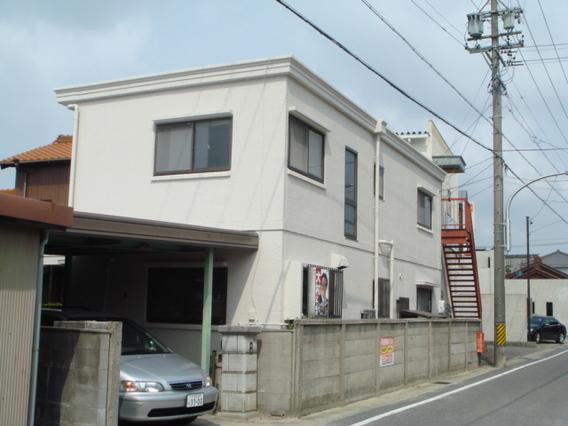 碧南市 F様邸 外壁塗装リフォーム 安城市、西尾市の塗り替え屋本舗