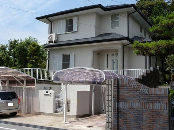 岡崎市 N様邸 外壁塗装、屋根塗装 安城市、西尾市の塗り替え屋本舗