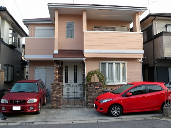 岡崎市 O様邸 外壁塗装、屋根塗装 安城市、西尾市の塗り替え屋本舗