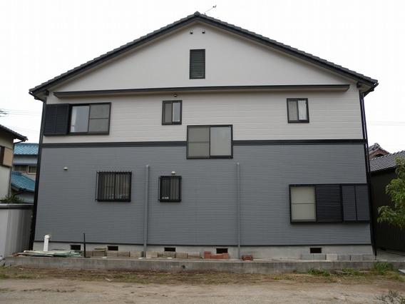 岡崎市 K様邸 外壁塗装 安城市、西尾市の塗り替え屋本舗