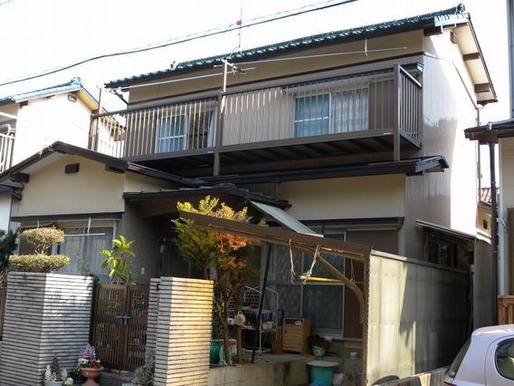 岡崎市 I様邸 外壁塗装、屋根塗装 安城市、西尾市の塗り替え屋本舗