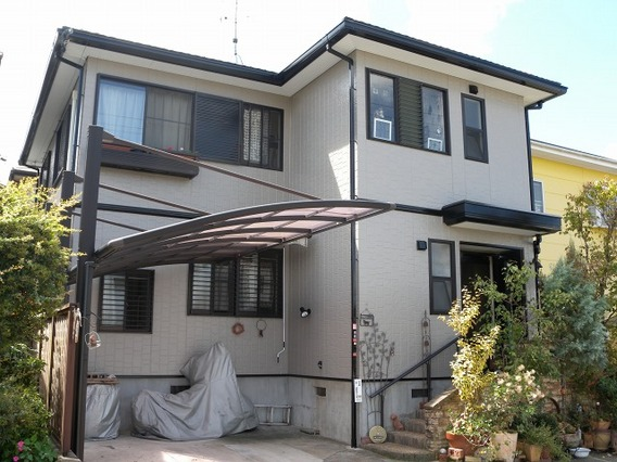 岡崎市 O様邸 外壁塗装、屋根塗装 塗り替え屋本舗