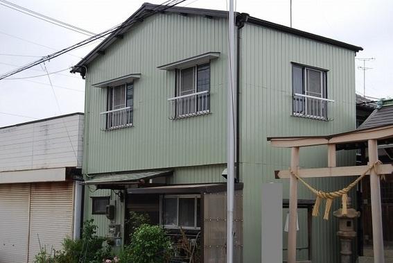 西尾市 K様邸  外壁塗装 安城市、西尾市の塗り替え屋本舗