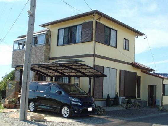 碧南市 T様邸 外壁・屋根塗装 安城市、西尾市の塗り替え屋本舗