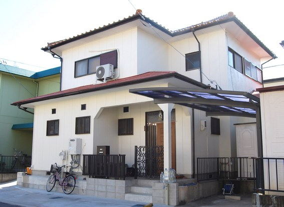 安城市 Y様邸 外壁塗装・屋根塗装・倉庫・雨漏り補修|安城市、西尾市の塗り替え屋本舗