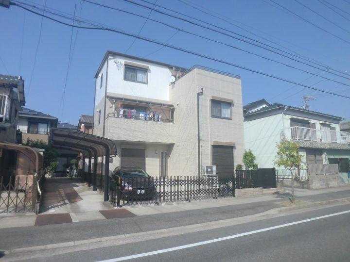 安城市I様邸 屋根、外壁塗装|安城市、西尾市の塗り替え屋本舗