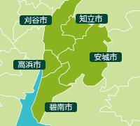 施工エリア図