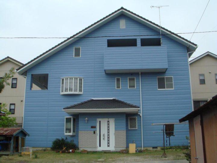 安城市 K様邸 安城市、西尾市の塗り替え屋本舗 255