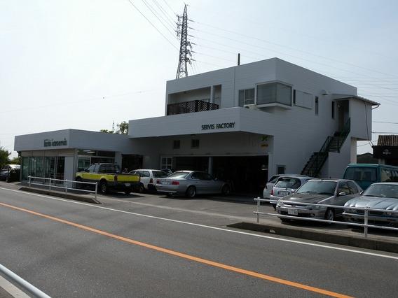 安城市 K様修理工場|安城市、西尾市の塗り替え屋本舗 232