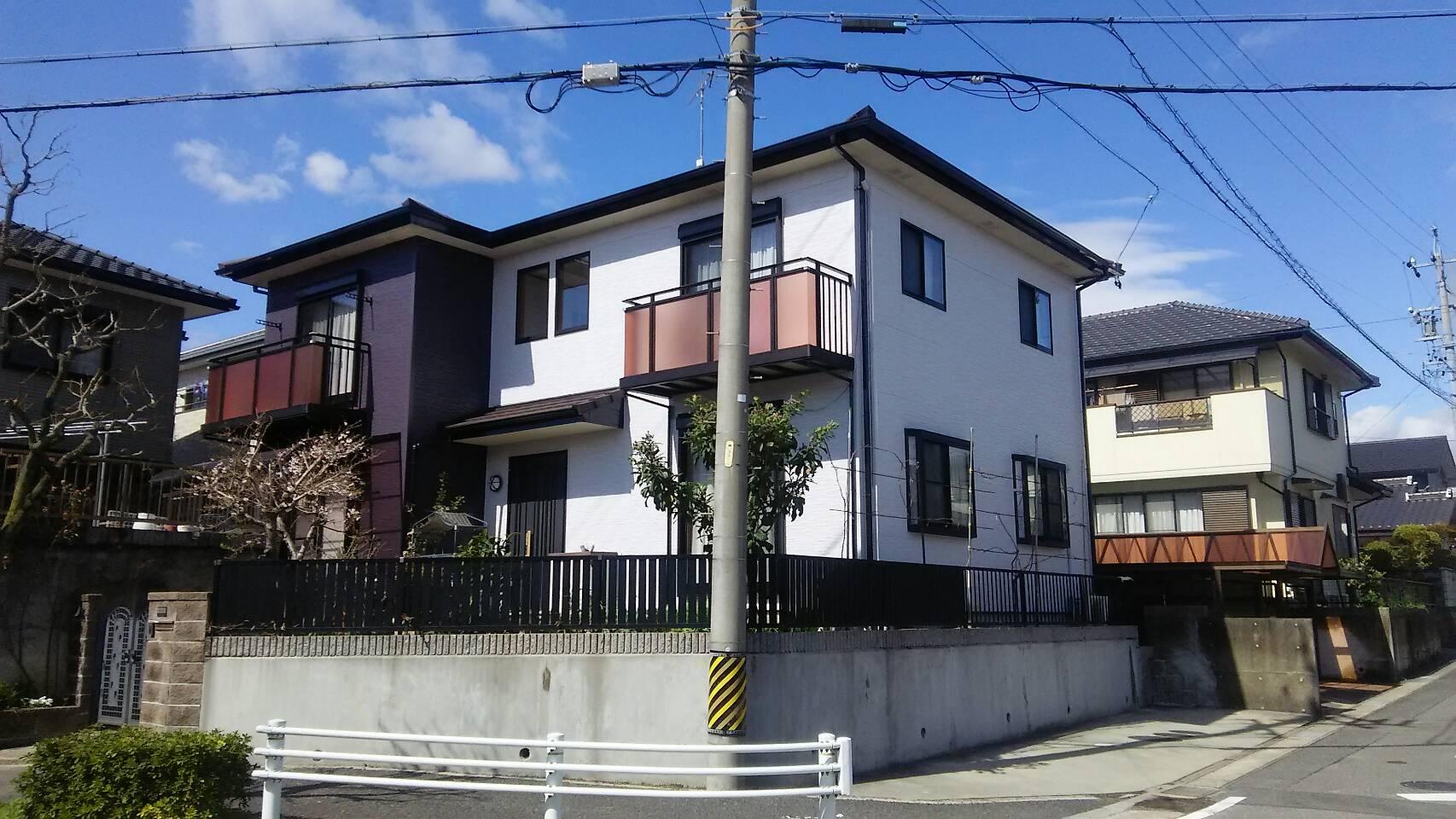 現場日誌5 安城市、岡崎市の外壁塗装、屋根塗装の紹介なら塗装見積り.com愛知-3