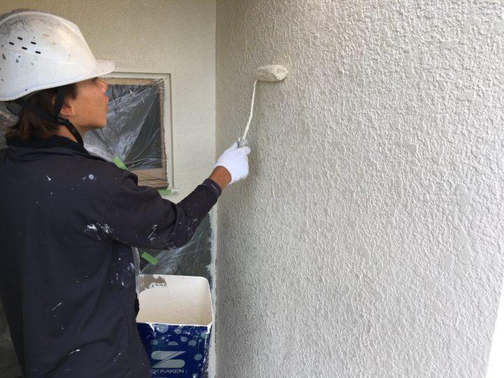 安城市、西尾市外壁塗装塗り替え屋本舗 現場管理22