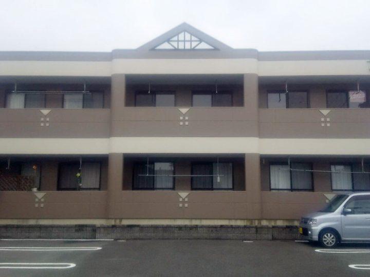 西尾市吉良町 K様アパート|安城市、西尾市の塗り替え屋本舗 331