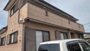 西尾市、安城市外壁塗装 塗り替え屋本舗 現地調査19