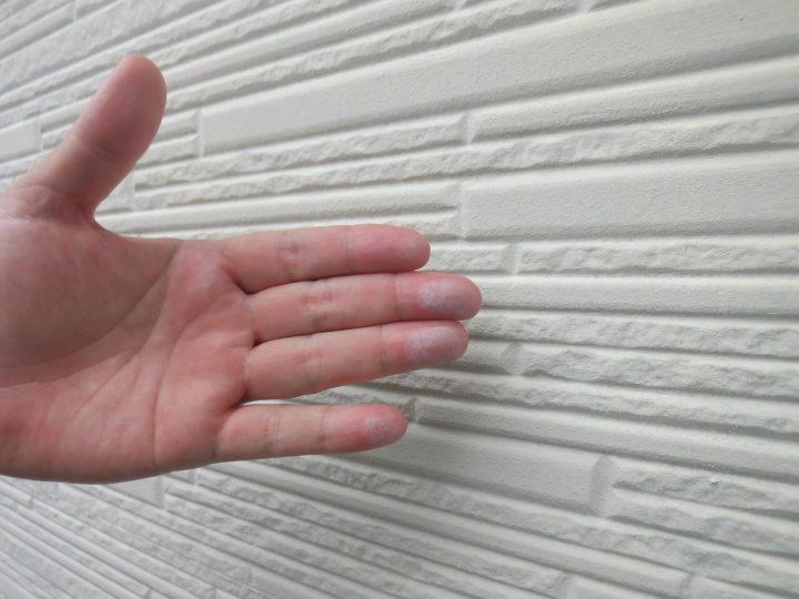 塗装前 外壁
