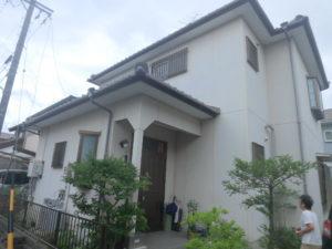 現場日誌11|安城市、岡崎市の外壁塗装、屋根塗装の紹介なら塗装見積り.com愛知-2