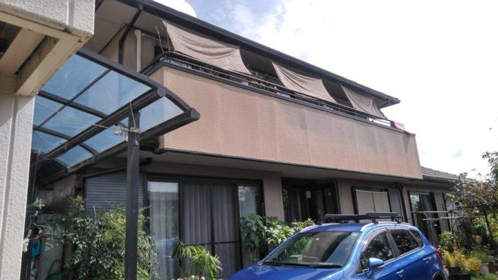 西尾市、安城市外壁塗装 塗り替え屋本舗 現地調査23
