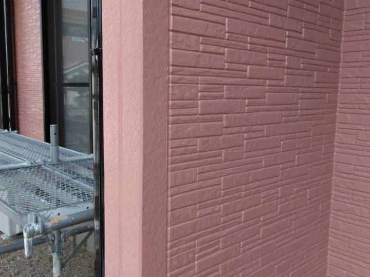 塗装後 外壁・樋
