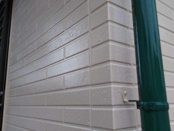 完工検査 外壁・樋