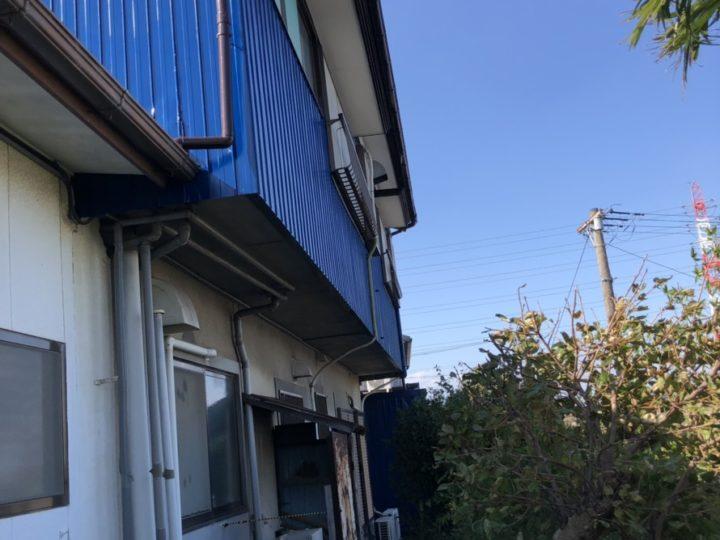 外壁塗装! 鮮やかなブルー系の色をご希望仕上がり上々!! |碧南市 S様邸|西尾市・安城市の塗り替え屋本舗 367 外壁塗装 工事