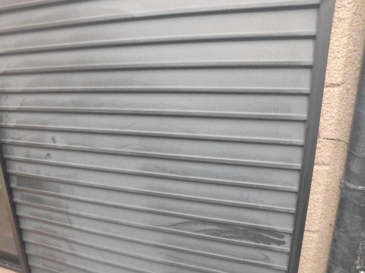 施工前 雨戸