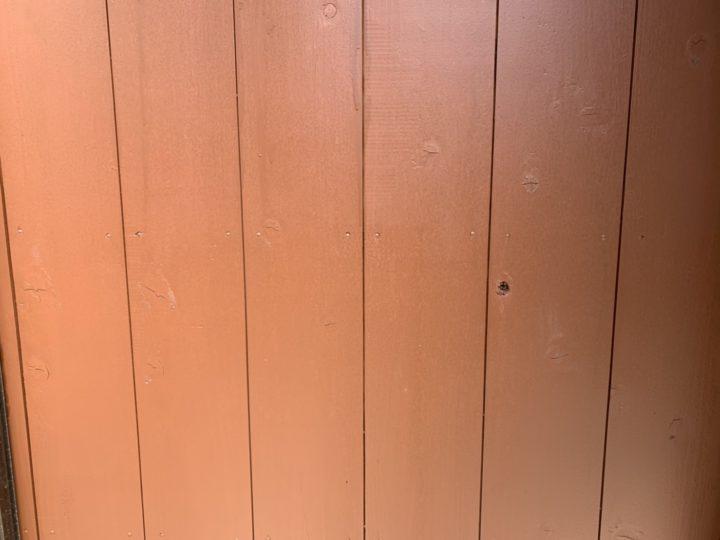 完成 外壁