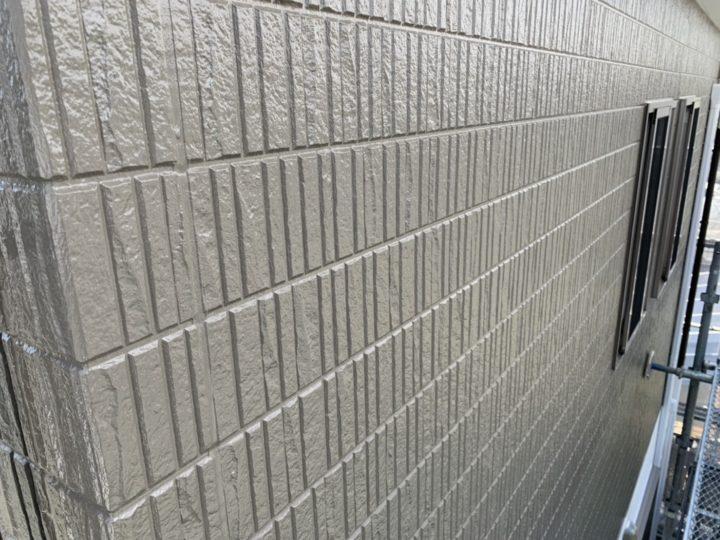 外壁 完成