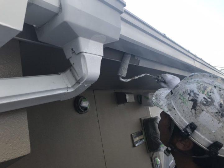 付帯塗装 樋
