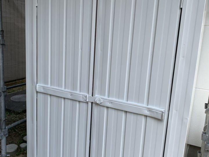 完成 倉庫
