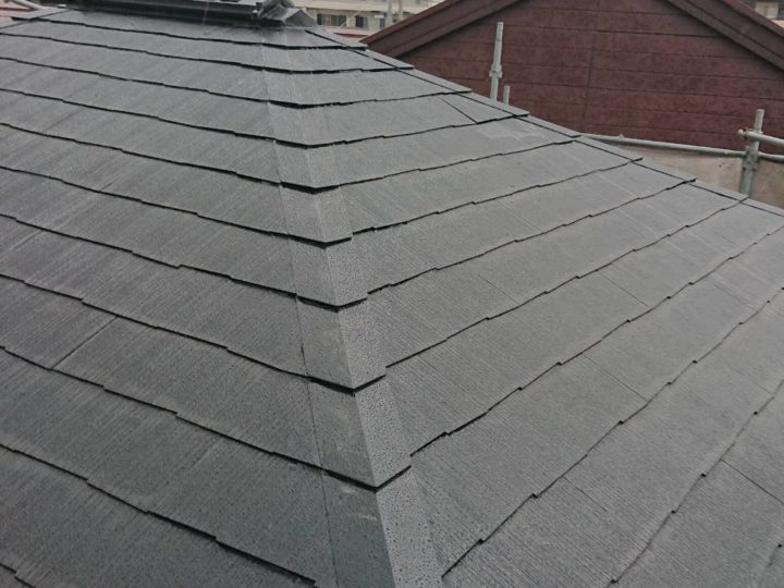 下塗り 屋根