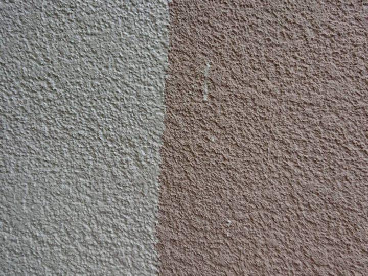 外壁下塗り・中塗り