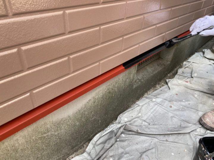 水切り 塗装