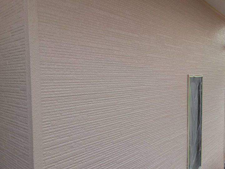 外壁 上塗り(2F)