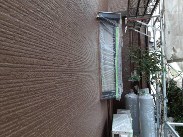 外壁 上塗り(1F)