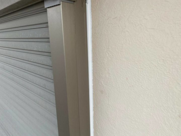 窓廻りシーリング改修④