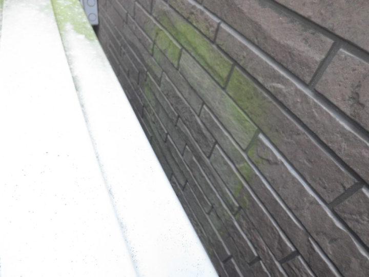 施工前 1階外壁