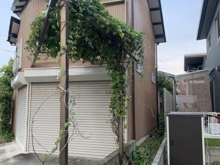 色あせたトタンの倉庫がベージュカラーでピカピカに! |愛知県豊田市 T様邸|愛知県安城市、西尾市の塗り替え屋本舗 638