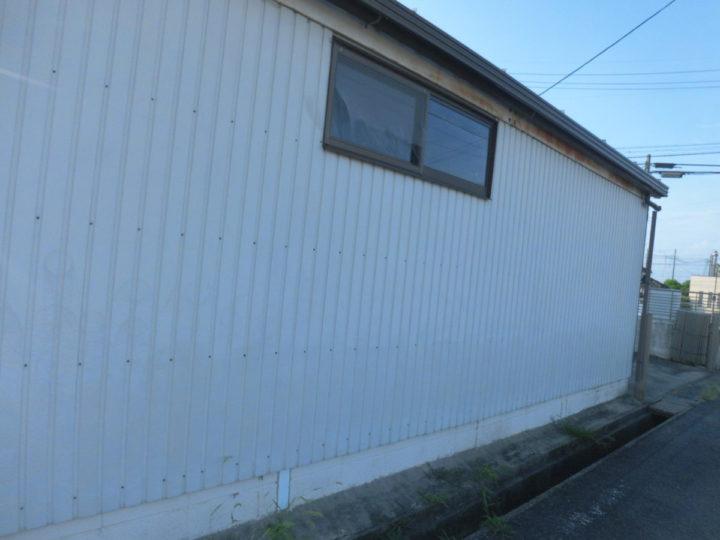 塗装前 倉庫