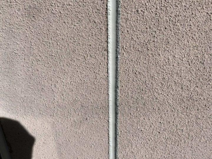 シーリング改修 外壁目地完成