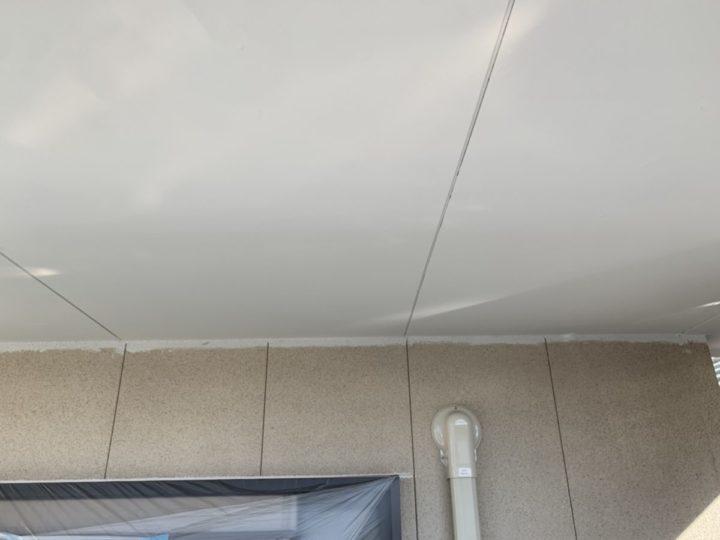 軒天井 完成