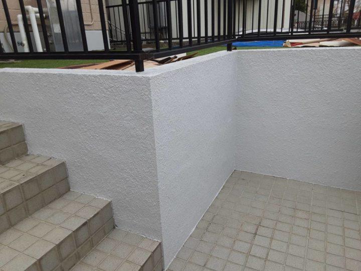 外塀 完成✨