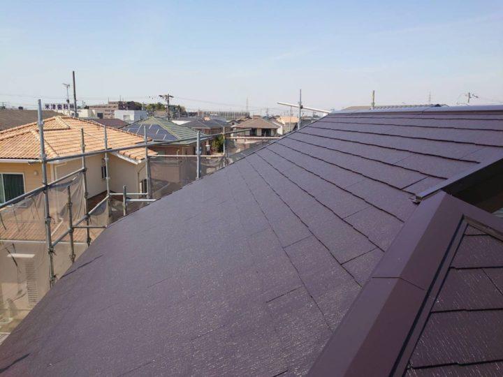 屋根塗装 ✨完成✨