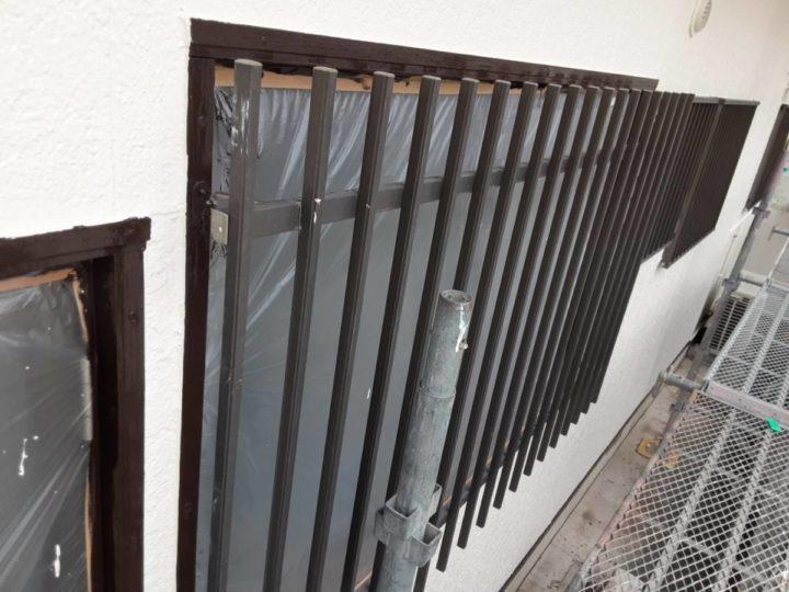 窓木枠 上塗り完成✨
